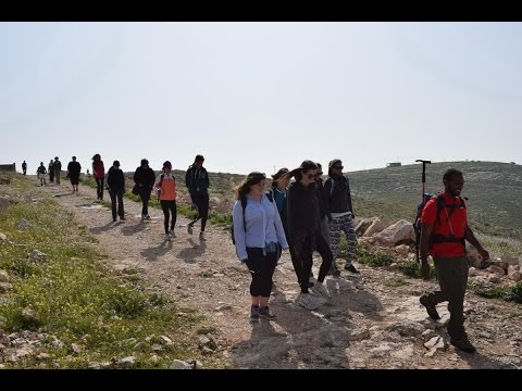 The Jordan Trail: Hiking from Atruz to Wadi Zarqa Main