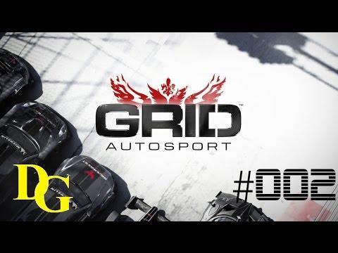 GRID Autosport #002 - Mini Cooper - Deutsch / HD+ - Let's Play GRID Autosport