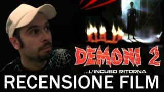 H.H Recensioni: Dèmoni 2 ...L'Incubo ritorna