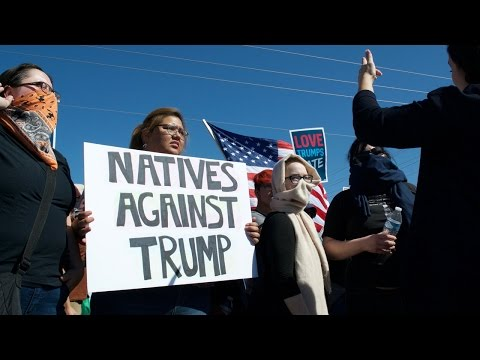 Trump's Shocking Plan To STEAL From Native Americans~~~ A team of advisors in the