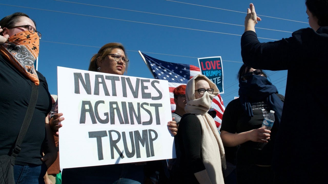Trump's Shocking Plan To STEAL From Native Americans