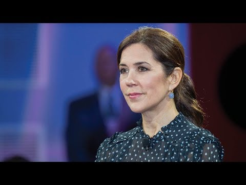 Kronprinsesse Mary fortæller om fantastiske dage i Texas