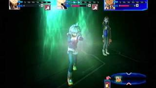Ⓦ Xenosaga Ep. 1 Walkthrough - E.S. Simeon (Albedo) boss fight