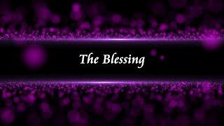 Kari Jobe - The Blessing (ft. Cody Carnes) (Radio Version) (Lyric Video)