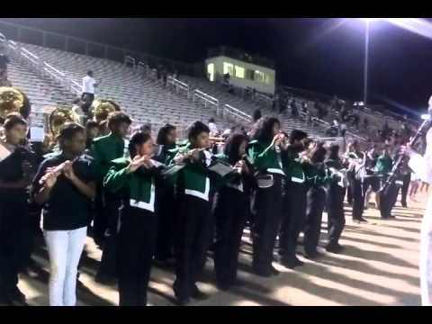 Cabrillo High School marching band