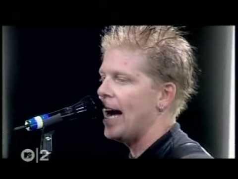 The Offspring - Original Prankster - Live 2001 - MTV Italy