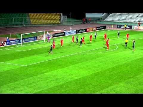 Видеообзор матча 6-го тура Чемпионата России «Краснодар» – «Мордовия» (Саранск)