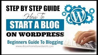 How To Create A Free Website/Blog on Wordpress.com: Tutorial 2015