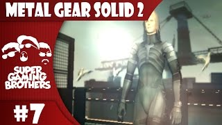 SGB Play: Metal Gear Solid 2 - Part 7 | Now Named Hugh G. Rection