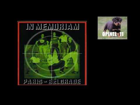 Download IN MEMORIAM   -    Paris Belgrade   (album)