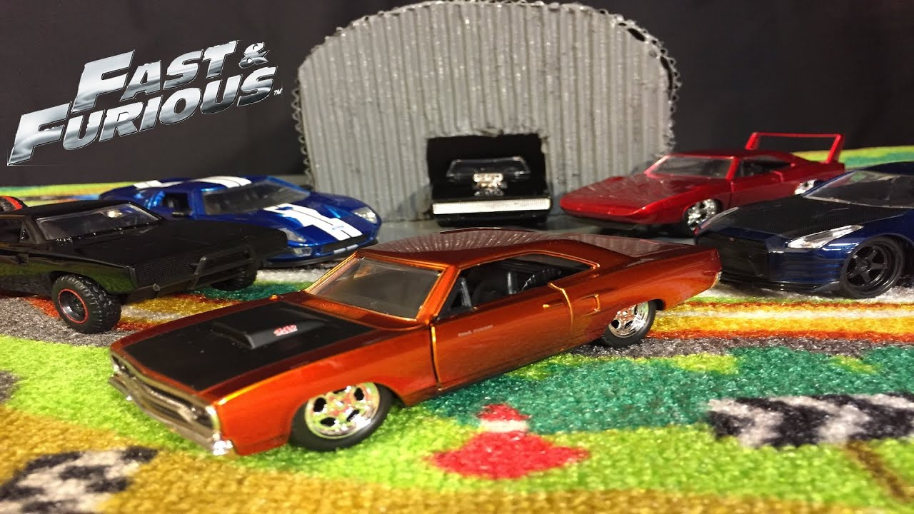 Fast And Furious Dom S Plymouth Road Runner Jada Toys