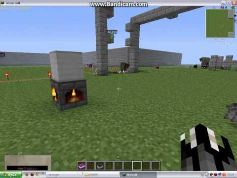 Мод на руду для Minecraft