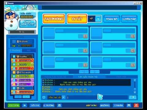 Hướng dẫn bug loa reset vô hạn(Boom Online)