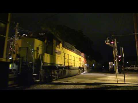 Railfanning Ann Arbor Michigan!