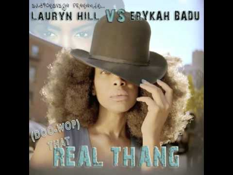 Lauryn hill vs erykah badu doo wop that real thang for Erykah badu real tattoos