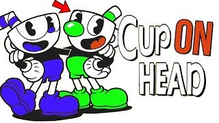 CUP ON HEAD!? WHAT!? | Cuphead RIP OFF GAMES