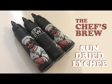 The Chef's Brew - Sun Dried Lychee