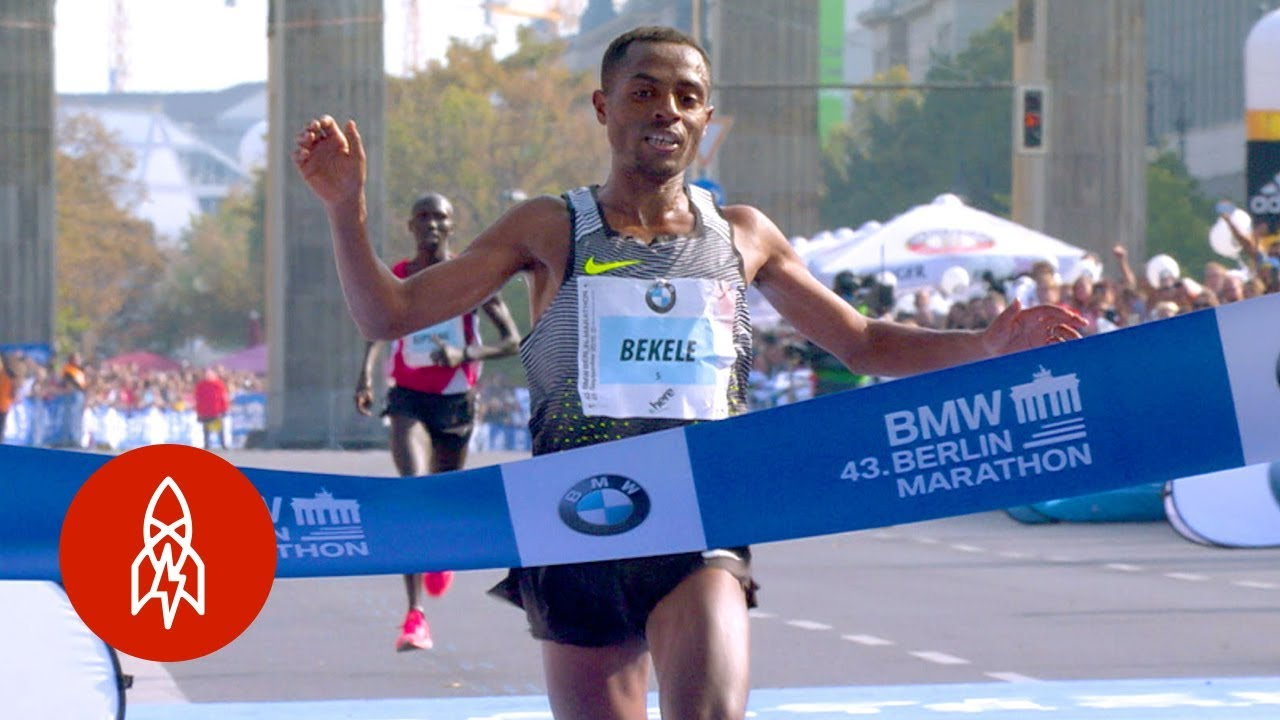What It Takes To Be The Worlds Fastest Marathon Runner
