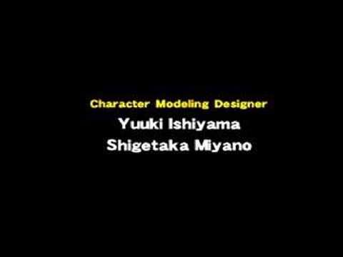 Goiken Muyou II PlayStation 1 OPENING