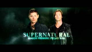 Supernatural - CW Jingle - Season 6 - Sam voiceover!