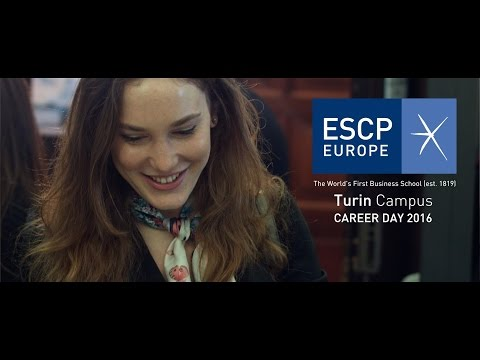 Career Day ESCP Europe Torino campus 2016