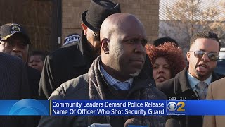 Community Leaders Demand Justice For Jemel Roberson