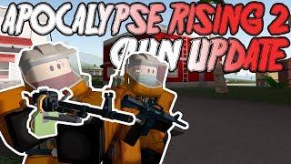 APOCALYPSE RISING 2 - AGGIORNAMENTO GUN! (ROBLOX)