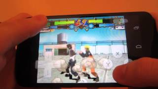 Naruto Shippuden: Ninja Destiny 2 Gameplay on Drastic DS Emulator + Download Links