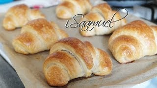 Homemade Croissants From Scatch | Recipe