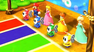 Mario Party The Top 100 HD - All Skill Minigames