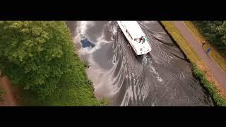Kanaal Dessel-Turnhout-Schoten from above