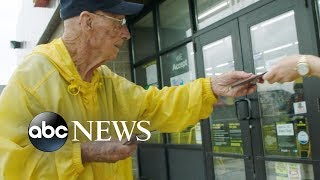The 94-year-old candy man