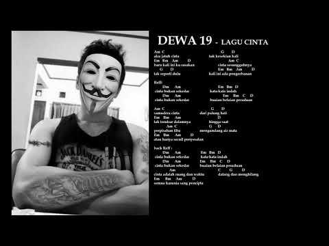 DEWA 19 - LAGU CINTA