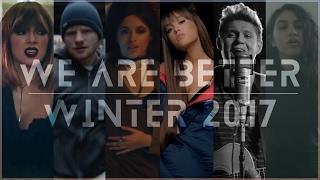 Baixar WE ARE BETTER | Winter Megamix 2016/2017 // by Adamusic