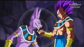 Dragon Ball Super 2: Vegeta Hakaishin and Goku vs Whis  New Gods Of Destruction