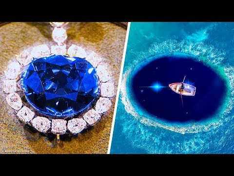 There Are Rare Diamonds on the Bottom of the Ocean