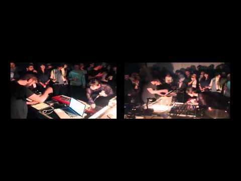 Face + Heel live in the Boiler Room