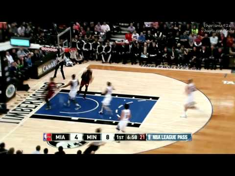 Miami Heat Top 10 Plays of Week 17 | 2012-13 NBA Season |