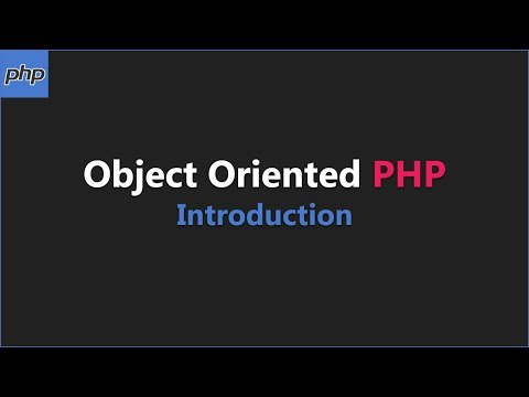 Introduction To OOP PHP  | Object Oriented PHP Tutorial For Beginners
