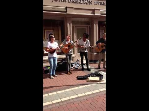 Grafton Street Music Band
