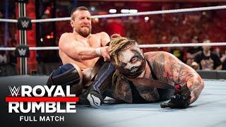 "FULL MATCH - ""The Fiend"" Bray Wyatt vs Daniel Bryan – Universal Title Strap Match: Royal Rumble 2020"
