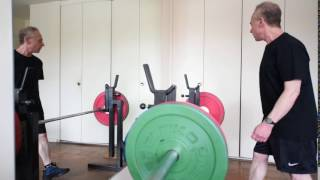 Fred Stepkin - Fitness Video