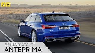 Audi A6 Avant 2018 | E