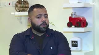 بحريني استهوته فكرة الابتكار بعد مساعدة لابنه الصغير