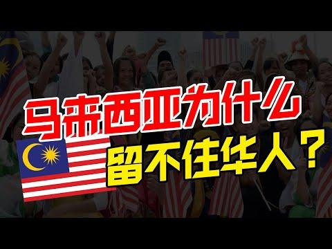 被打压60年的海外华人!揭开马来西亚留不住华人的真实原因,种族不公平政策的毒瘤 【华人百科07】