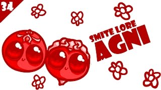 SMITE Lore Ep. 34 - Who is Agni?