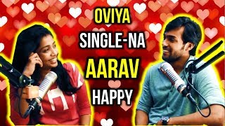 I will be happy if Oviya is single- Aarav Opens up with Shivshankari on Mengal Manadhil