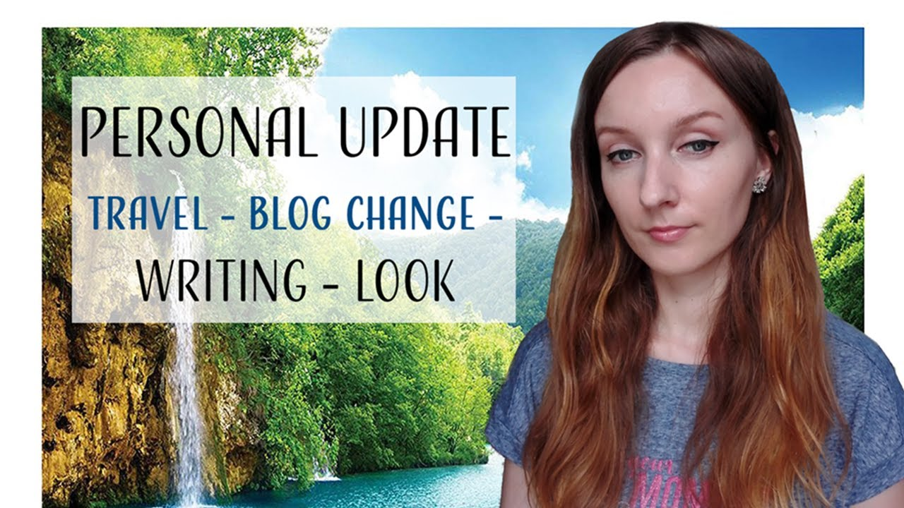 Personal Update on My Travels, Writing Direction, Blog Changes and More - Simona Rich