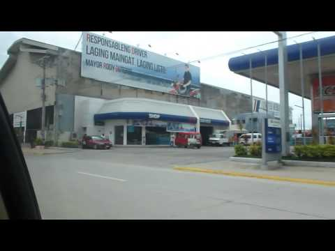P1140664 Taxi Cebu reclamation area naar airport