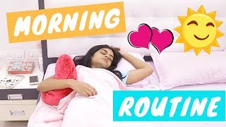 My Morning Routine 2018 | Dhwani Bhatt